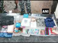 छत्तीसगढ़: बीजापुर के जंगलों में चल रहे नक्सलियों के कैंप को जवानों ने किया तबाह