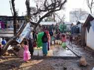 रोहिंग्या की बस्ती से मिला 30 लाख का कैश, एक ही परिवार के 3 लोग हिरासत में
