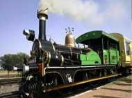 अमेरिकी पर्यटकों के लिए तैयार की जा रही है 1857 में बनी ये स्पेशल ट्रेन