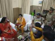 शाहजहांपुर पहुंची राज्य महिला आयोग की सदस्य, महिला इंस्पेक्टर को लगाई फटकार