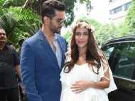 शादी के पांच महीने बाद हुआ नेहा धूपिया का Baby shower, तस्वीरें वायरल