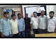 लखनऊ: रेलवे में नौकरी लगवाने के नाम पर ठगी करने वाले 7 जालसाजों को STF ने किया गिरफ्तार