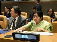 सुषमा स्वराज ने छोड़ी बीच में सार्क देशों की मीटिंग तो तिलमिलाया पाकिस्तान, बोला सफलता के रास्ते में भारत सबसे बड़ी रुकावट