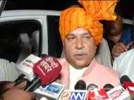 मध्य प्रदेश: केंद्रीय मंत्री नरेंद्र सिंह तोमर के चित्र पर पोती कालिख, गिरफ्तार सवर्णों ने रिहा होने से किया इनकार