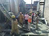 दिल्ली में निर्माणाधीन बिल्डिंग की छत गिरी, एक की मौत, कई लोग मलबे में दबे