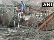 यूपी: शाहजहांपुर में निर्माणाधीन डिग्री कॉलेज का लेंटर गिरा, कई मजदूर दबे