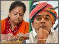 मानवेंद्र के जरिये कांग्रेस ने राजस्थान में की महारानी की किलेबंदी, एमपी-छग में भी सीएम को घेरा