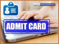UGC NET 2018  के लिए एडमिट कार्ड जारी, यहां करें डाउनलोड