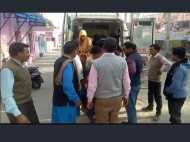 यूपी: मीजल्स रूबेला के टीके से रामपुर में भी बिगड़ी बच्चों की तबीयत, वीडियो