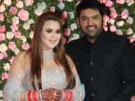 Kapil-Ginni Wedding Reception:  रिसेप्शन पार्टी में काफी शानदार लुक में दिखे कपिल-गिन्नी, देखें तस्वीरें