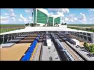 बन रहा देश का पहला रेलवे स्टेशन, जहां 5 सितारा होटल में होंगे 300 कमरे, स्विमिंग पूल और 3 टावरों का फूल
