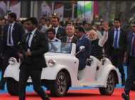 वाइब्रेंट गुजरात इन्वेस्टमेंट समिट 2019: PM मोदी की मौजूदगी में 2 लाख वर्ग मीटर में ट्रेड शो शुरू