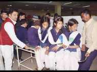 स्कूल में आयरन की गोलियां खाने पर 48 बच्चों की बिगड़ी तबीयत, अस्पताल में भर्ती