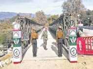 देहरादून: टूट गया था 115 साल पुराना पुल, सेना ने पांच दिन में बना दिया वैली ब्रिज