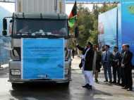 अफगानिस्तान ने चाबहार के रास्ते भारत भेजी अफगानी कालीन, कपास और ड्राई फ्रूट की पहली खेप