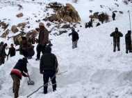 शिमला: ग्लेशियर गिरने से चपेट में आए 6 जवान, एक की मौत