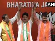 ममता बनर्जी को तगड़ा झटका, TMC विधायक अर्जुन सिंह बीजेपी में शामिल