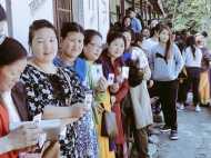 लोकसभा चुनाव के पहले चरण में कैसा है वोटरों का उत्साह, देखिए खास तस्वीरें