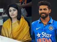 रविन्द्र जडेजा वर्ल्ड कप के लिए टीम इंडिया में सलेक्ट हुए तो पत्नी बोली- एनिवर्सरी गिफ्ट मिल गया