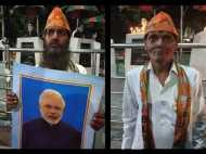 प्रधानमंत्री के शपथ लेते ही मोदी फैन ने कटवा ली दाढ़ी, अब सीएम योगी के लिए खाई कसम