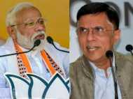 मोदी पर कांग्रेस का बड़ा आरोप, कहा- पूर्व बीजेपी अध्यक्ष के निधन के बाद 'चुराया' उनका प्लॉट