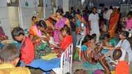 बिहार: चमकी बुखार से मरने वाले बच्चों की संख्या बढकर हुई124, 24 घंटों में और 7 मासूमों की मौत