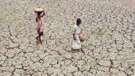 आधे से ज्यादा भारत सूखे की चपेट में, जलाशय-तालाब में सूखा, पीने के पानी  का अकाल