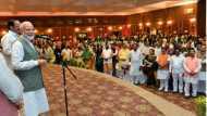 पीएम मोदी के रात्रि भोज से इन बड़े नेताओं ने किया किनारा
