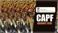 CAPF में 84 हजार पदों पर भर्ती, जल्द जारी हो सकता है नोटफिकेशन