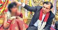 IAS की 'दूसरी पत्नी' ने लगाए गंभीर आरोप- नशा देकर बनाया संबंध, MMS बना करता रहा शोषण