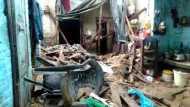 मुरादाबाद: बारिश में कच्चा मकान ढहा, 2 मासूम बच्चों की मौत