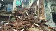 भोपाल के आखिरी नवाब रहे हमीदुल्लाह खान की दो मंजिला इमारत गिरी, कई लोग दबे