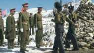 लद्दाख बॉर्डर पर भारत और चीन के बीच तनाव, सैनिकों में हुई धक्का-मुक्की