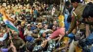 जेएनयू बवाल: छात्रों के विरोध-प्रदर्शन के खिलाफ दिल्ली पुलिस ने दर्ज की FIR