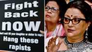 हैदराबाद डॉक्टर मर्डर: फिल्ममेकर अपर्णा सेन ने आरोपियों को फांसी देने की मांग पर पूछा ये सवाल