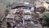 महाराष्ट्र के रायगढ़ जिले में गिरी बहुमंजिला इमारत, एक की मौत और 7 लोग घायल