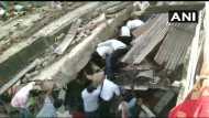 मध्य प्रदेश: देवास में बड़ा हदसा, भरभरा कर गिरी दो मंजिला इमारत, रेस्क्यू ऑपरेशन जारी