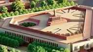 भारत का नया संसद भवन बनाने का टाटा कंपनी को मिला कॉन्ट्रैक्ट,जानें कितने करोड़ में होगा ये तैयार
