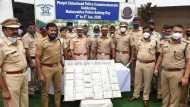 पुणे: पुलिस ने बॉायोटेक कंपनी को किया सील, 20 करोड़ रुपये की ड्रग्स और नकदी जब्त की