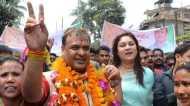 कैंसर को कर्मों का फल बताने वाले हेमंत शर्मा बचाव में लाए गीता