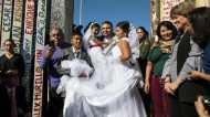 सीमा पर 'ऐतिहासिक' शादी रचाने वाला निकला तस्कर