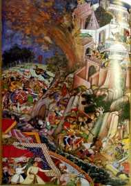 हिंदू-मुसलमान की लड़ाई नहीं थी अकबर और महाराणा प्रताप के बीच