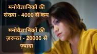 भारत में लोगों की कैसी है मानसिक सेहत?
