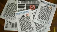 ऑस्ट्रेलिया के सभी अख़बारों का पहला पन्ना काला क्यों