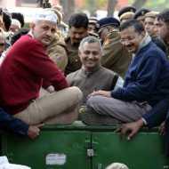 CAA को 'ख़राब' बताने वाले दिल्ली के मुख्यमंत्री अरविंद केजरीवाल ने धरना क्यों नहीं दिया?