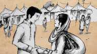 भारत-पाकिस्तान बंटवारा: मुस्लिम लड़की और हिंदू लड़के की अधूरी प्रेम कहानी