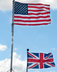 usa and britain