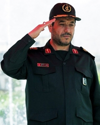 Iran Defence Minister