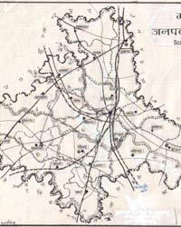 Jaunpur Map