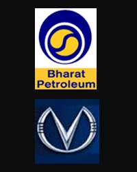 Videocon and Bharat Petroleum